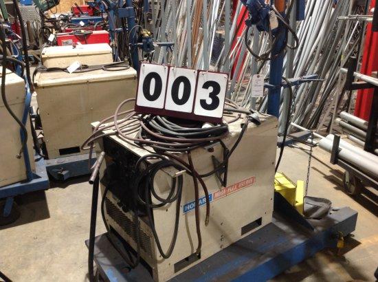 Hobart Mega-Flex 450 RVS welder