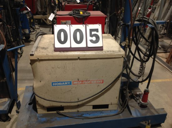 Hobart Mega-Flex  welder