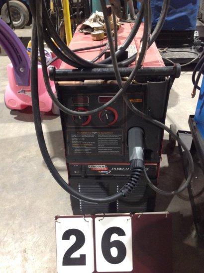 Lincoln Power MIG 255 welder