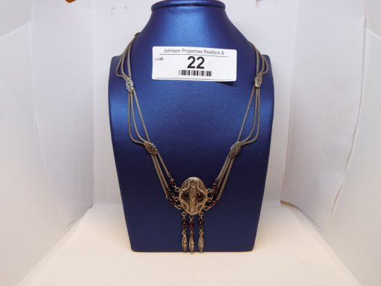 """.980 Necklace - 18"""""""