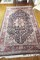 10.9'x6.9' Isfahan silk warp Persian carpet