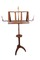 19th century adjustable double music stand