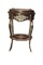 Gold gilded, French sewing stand