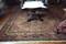 Handmade oriental style area rug 8x10