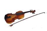 Violin w. Bow in case- Anton Breton 1995