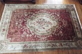6'x9' Savanery, handwoven wool, oriental style rug