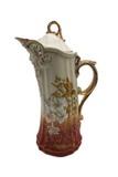 Porcelain Victorian chocolate pot