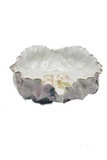 Tillowitz ruffled porcelain bowl (Germany)