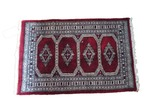 Bokhara Oriental rug