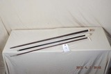 3 sterling and ivory vintage canes