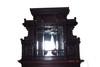 Rare Victorian étagère over mantel piece