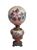 """Original Victorian """"Gone With The Wind"""" oil lamp"""