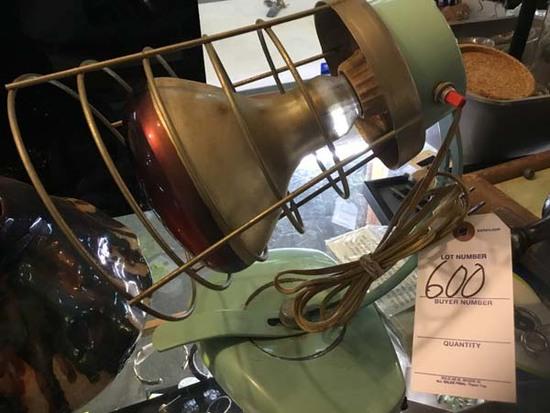 Vintage Kenmore Swivel Sun Lamp