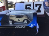 Solido Hershey's Chocolate Die-Cast Car, 1991, New In Box