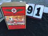 Wings Of Texaco 1930 Travel Air Model R