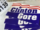 Posters: Clinton - Gore 22