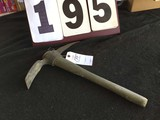 Short-handled pick-axe, marked US Diamond Dark 1944, approx. 13 1/2