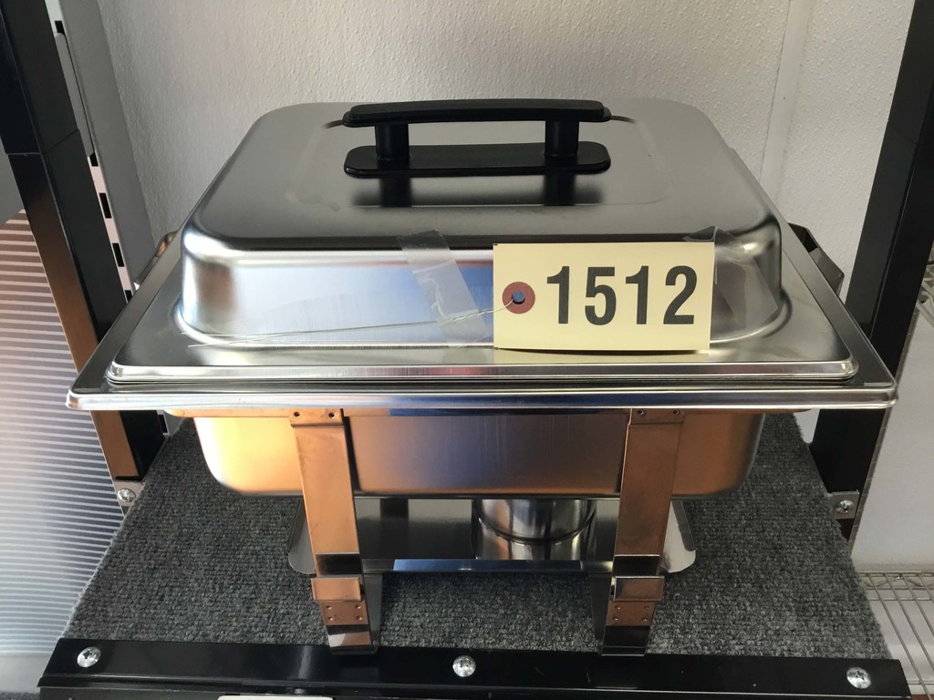 New 4 Quart Half Size Chafer 100ECON Half