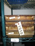4 Used Chicago Metal Bread Pans