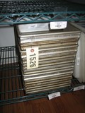 10 Used Chicago Metallic Bread Pans