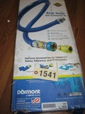2 New Dormount 1x48 Gas Hose Kits with Accessories;