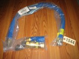New Dormount 1x36 Gas Hose Kit with Accessories