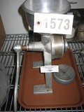 Used Retsel Little Arc Mill Grinder with Stone Grinder
