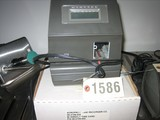Used Time Clock with Cards, Model 175