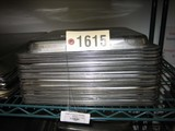 23 Used 2/3 Size SS Pans