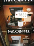 6 New in Box Mr. Coffee White/Black 4 Cup Coffee Makers