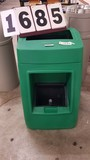 New Green, Gas Station Waste and Windshield Washer Unit