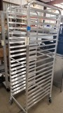 New 20 Tier Sheet Pan Rack on Casters ALSPRO20; 69
