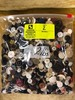2 (+) Lbs Bag of Vintage Buttons