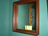 Shadowbox Mirror, 17.5