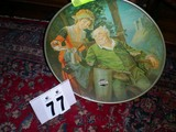 Falstaff Tin Beer Tray, 24