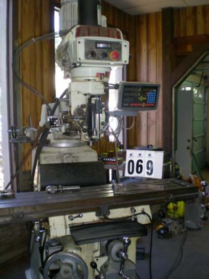 Torque Master Equipment Auction
