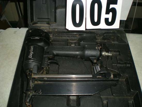 Dayton model 6W531C finish nailer