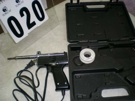 Wl leak model LG400 150-400W soldering gun