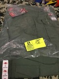 Two Pair Truspec 24-7 Series Tactical Pants, Size 50 Unhemmed, Green