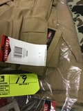 Two Pair Truspec 24-7 Series Tactical Pants, Size 44x34, Tan