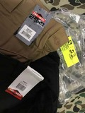 Two Pair Truspec 24-7 Series Tactical Pants, Size 12x30, Tan and Black