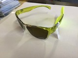 SunCloud Polarized Optics Sunglasses, Speed Trap Crystal Green Frames