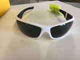SunCloud Polarized Optics Sunglasses, Impulse White Frames