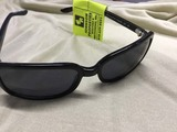 Ralph Sunglasses, Black Frames, #7518NS807, Scratch on Left Lens