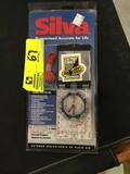 Silva Ranger Precision Compass Set