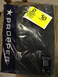 Three Black 2XL Short Sleeve Black Crew Neck Tee Shirts, by Propper