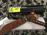 KA-BAR Collector's Knife