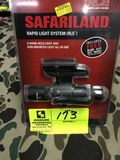 SafariLand Rapid Light System, Handheld, Gun Mounted Light