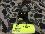 Casio G-Shock Watch, Backlight with Afterglow, Water Resistant