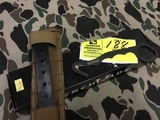 Benchmade 15 BLK WSN Long Strap Cutter with Sheath